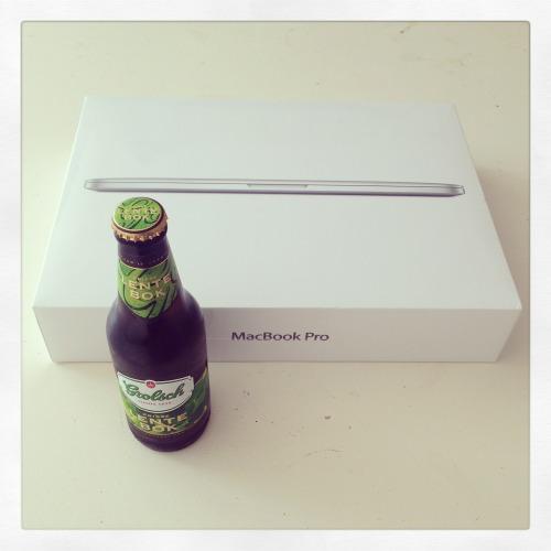 Macbook pro retine