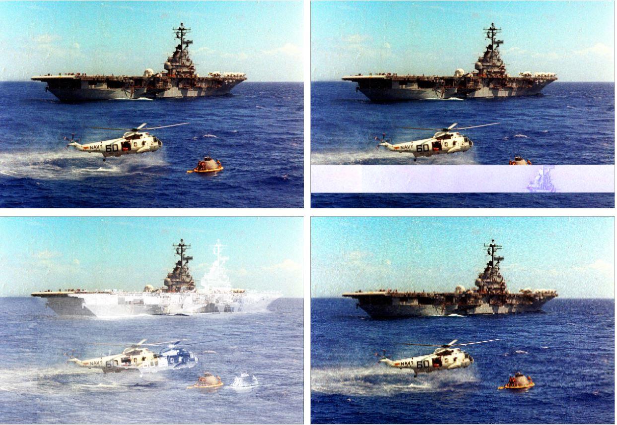 Apollo 11 this is Hornet