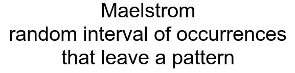 Meaning maelstrom